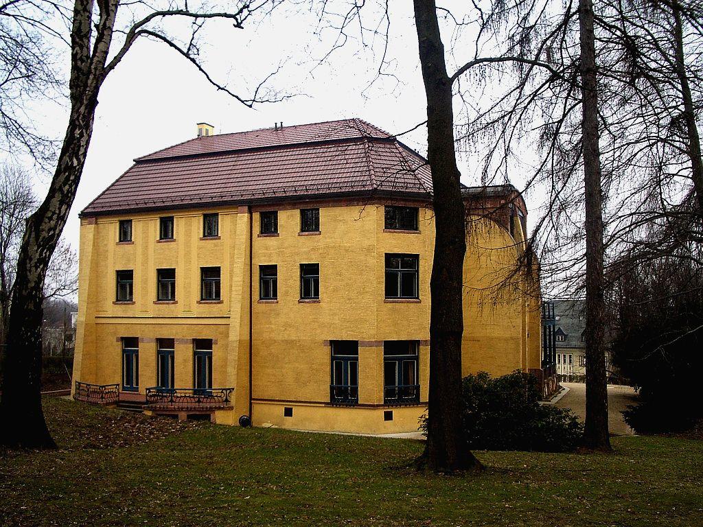 Villa Esche (19021903) Architecte Henry Van de Velde
