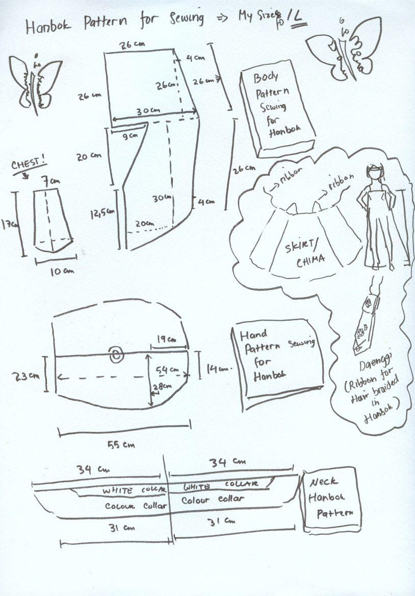 Pin von Ma Bo auf Hanbok | Pinterest