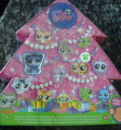 Littlest Pet Shop Tree Advent Calendar 2011 by Hasbro. $72.98