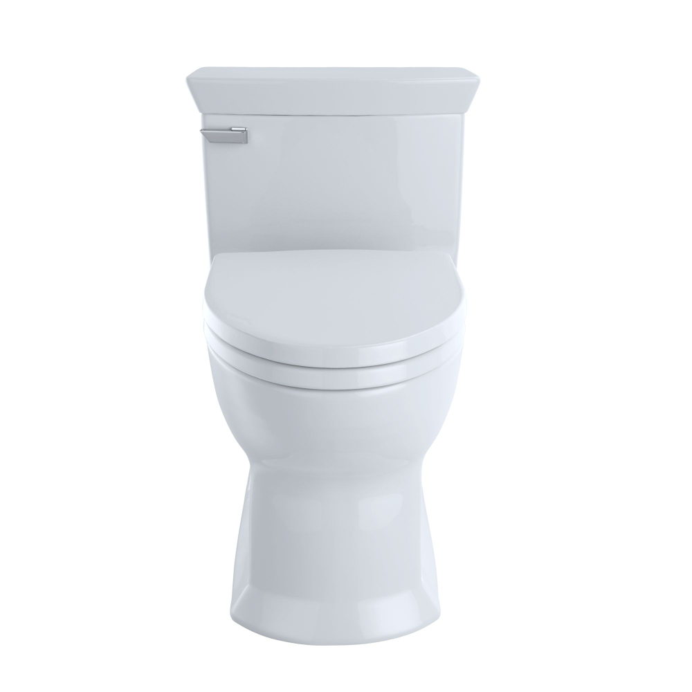 Toto Eco Soirre Gracious And Modern Design One Piece Elongated Skirted Ada Compliant Universal Height T Toto Toilet One Piece Toilets Ada Toilet