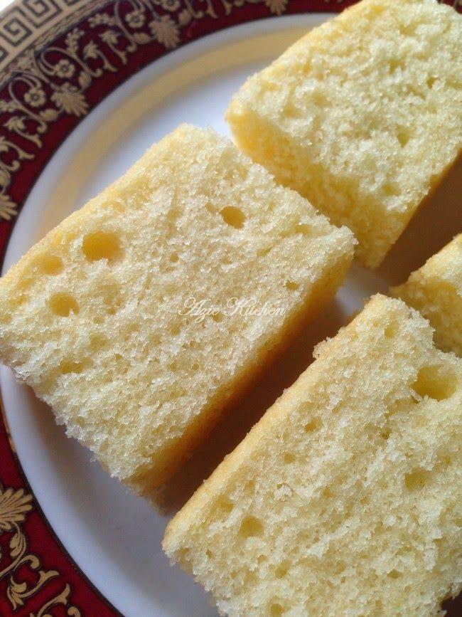 Azie Kitchen Terima Kasih Atas Ucapan Takziah Dan Kek Er Yang Lembab Sedap