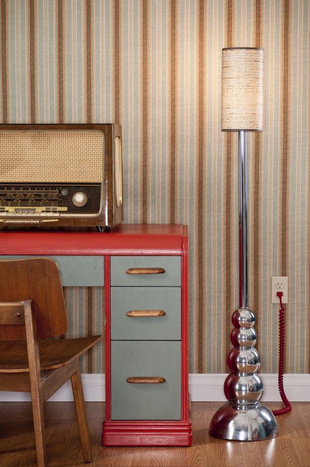 Ideas para decorar interiores retro | Decoracion estudio, Retro y ...