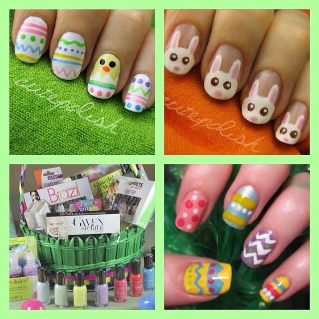 Easter | Nails | Pinterest