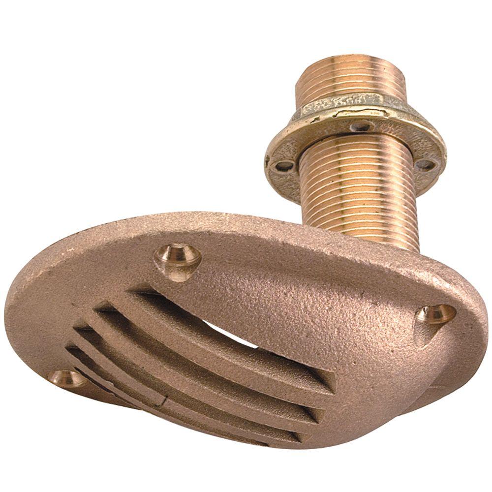 "Perko 1/2"" Intake Strainer Bronze MADE IN THE USA - https://www.boatpartsforless.com/shop/perko-12-intake-strainer-bronze-made-in-the-usa/"