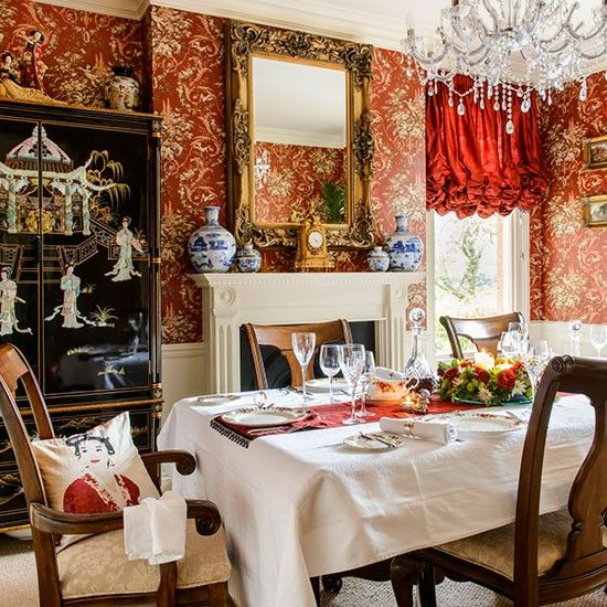 Take A Tour Around Detached Edwardian Home In Worcestershire