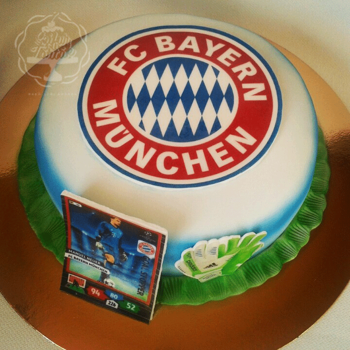 Bayern Munchen Cake My Cakes In 2018 Pinterest Bayern And Cake