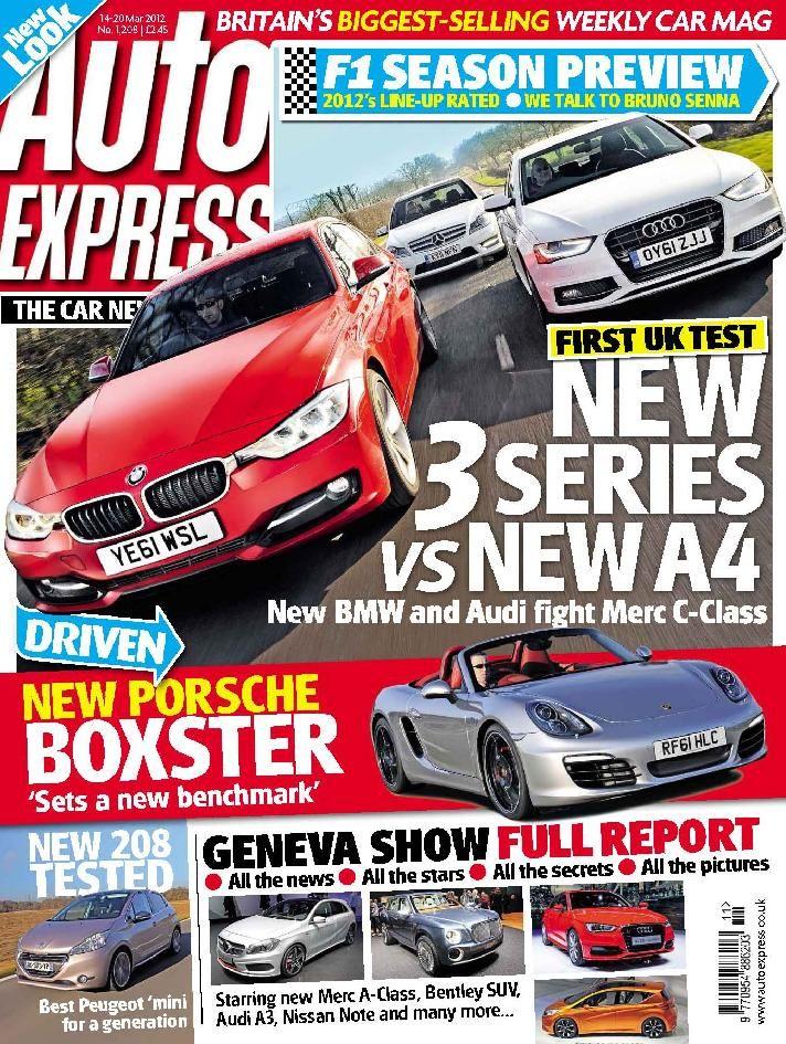 Auto express subscription