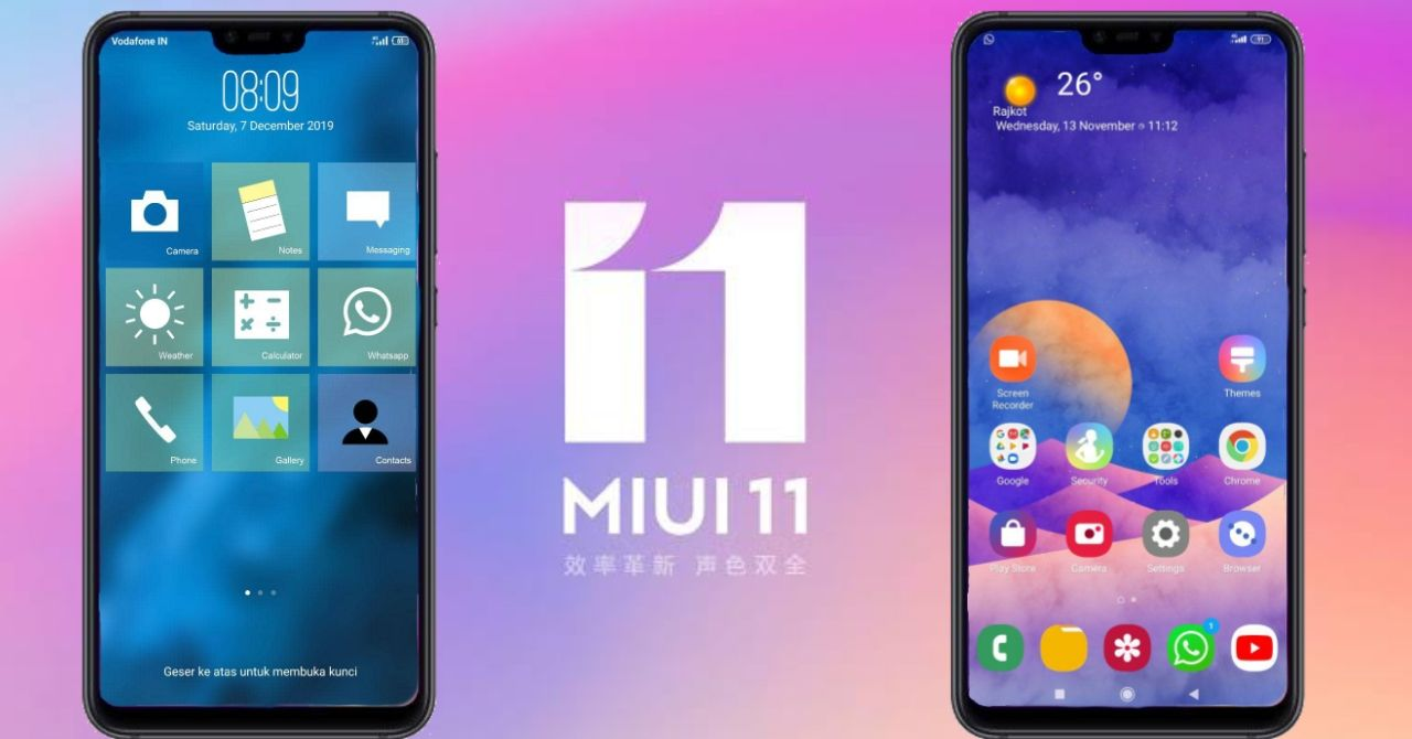 Top 10 Best Miui 11 Themes For January 2020 Androbliz Uk In 2020 10 Things Theme Ios Features