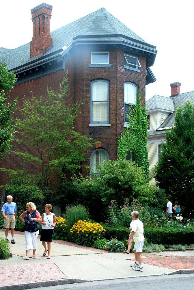Allentown, Garden Walk Buffalo NY Buffalo house