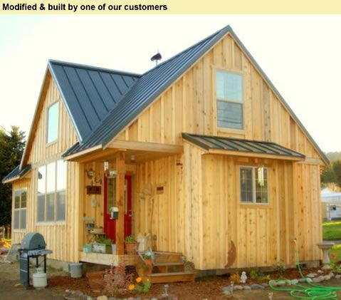 House Plans - Home Plan Details : The Cabin