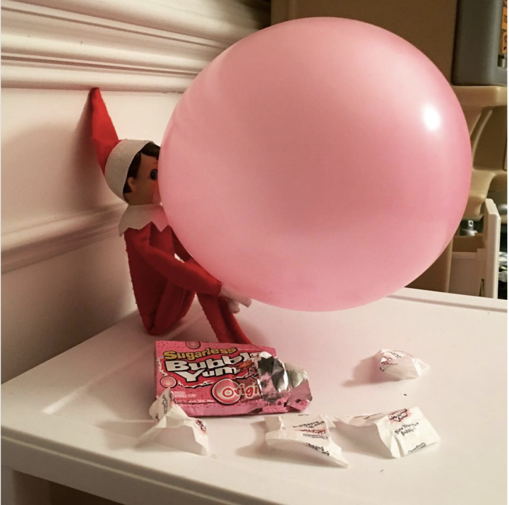 100 Genius Elf On The Shelf Ideas To Steal This Christmas Elf On The Shelf Elf Fun Awesome Elf On The Shelf Ideas