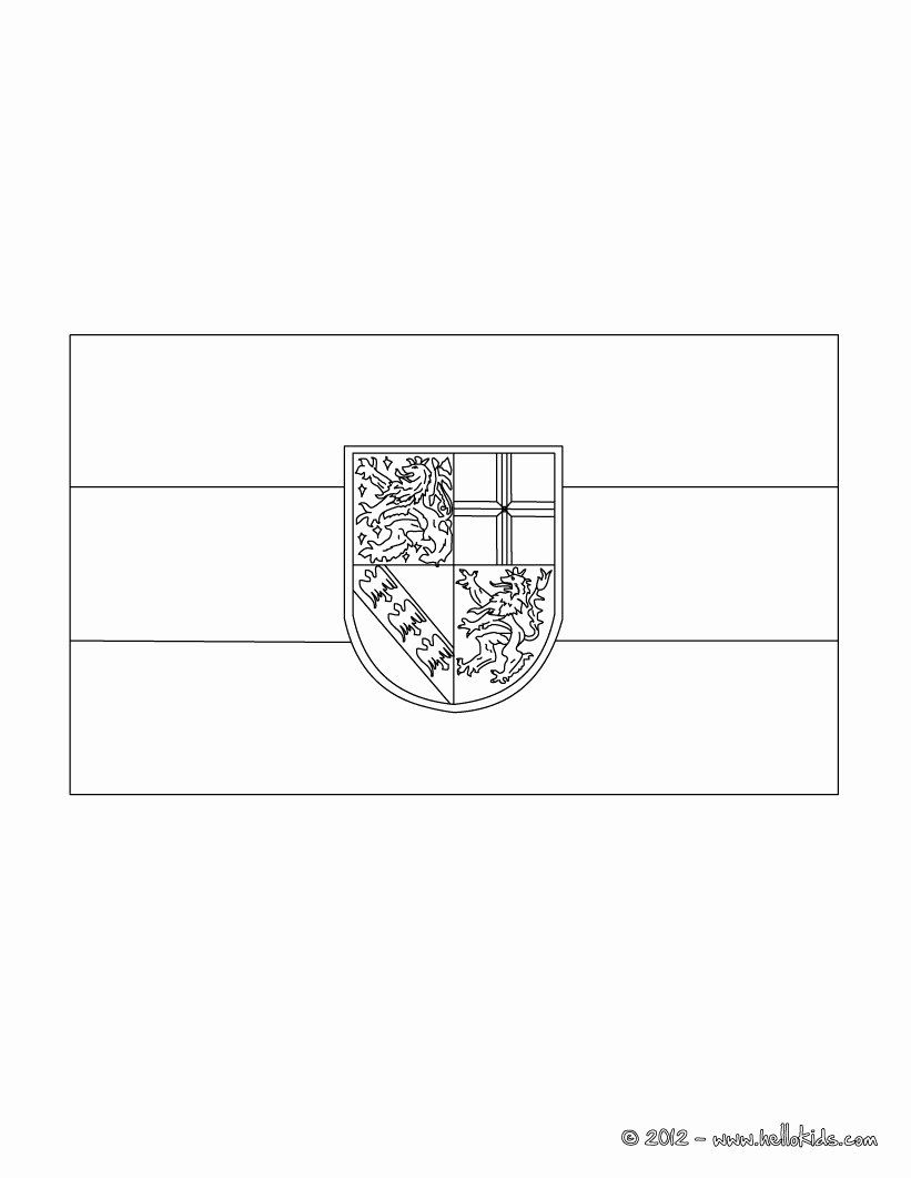 German Flag Coloring Page : german, coloring, Germany, Coloring, Saarland, Pages, Hellokids, Pages,, German, Colors,, Different, Country, Flags