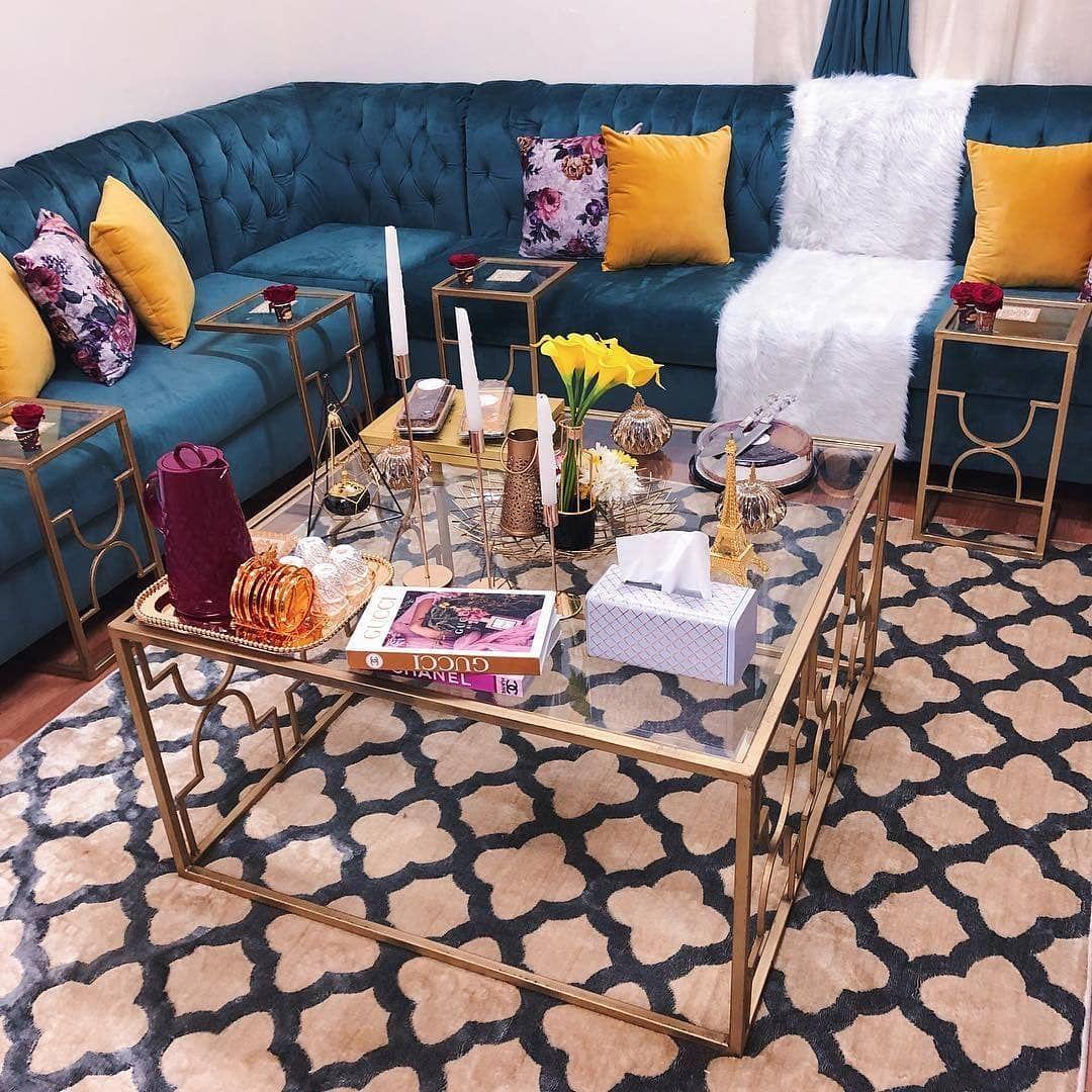 Pin By Sohier Baraka On كنب ازرق Coastal Decorating Living Room House Interior Decor Decor