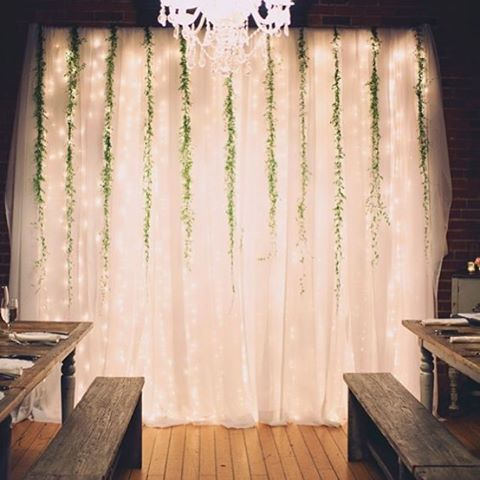 This Backdrop Simple And To Make Wedding Weddingplanning Reception