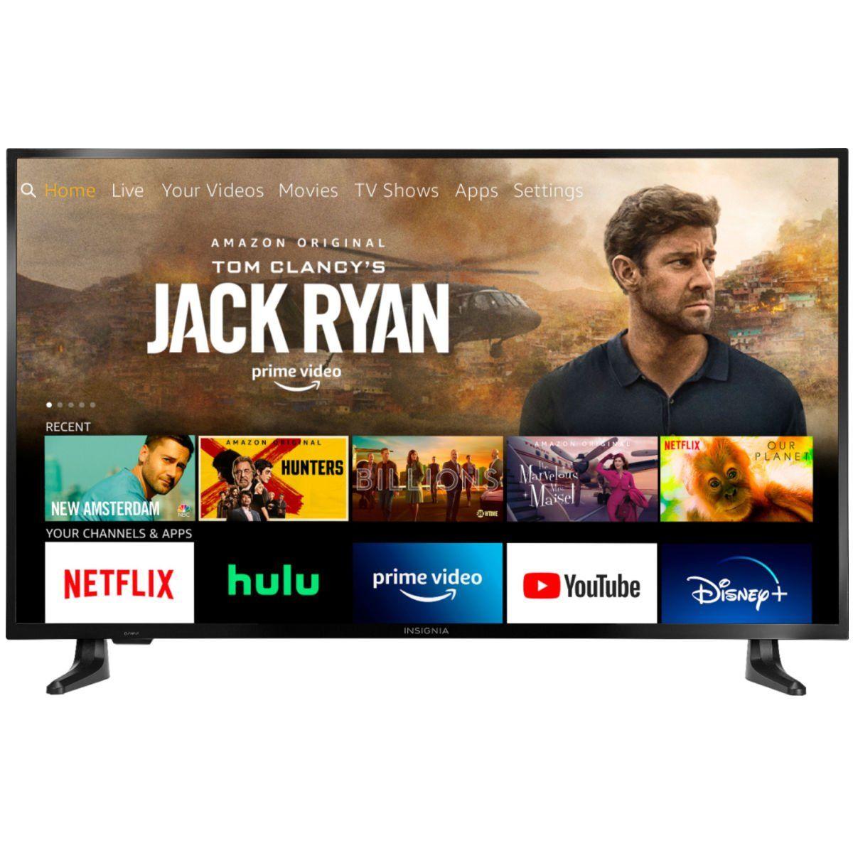 Insignia Ns 43df710na21 43 Inch Led 4k Ultra Smart Hdtv In 2021 Fire Tv Tv Deals Tv