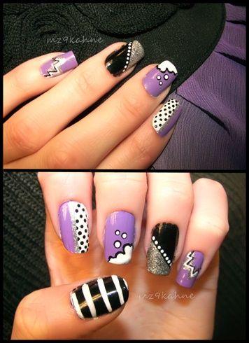 Purple Design <3