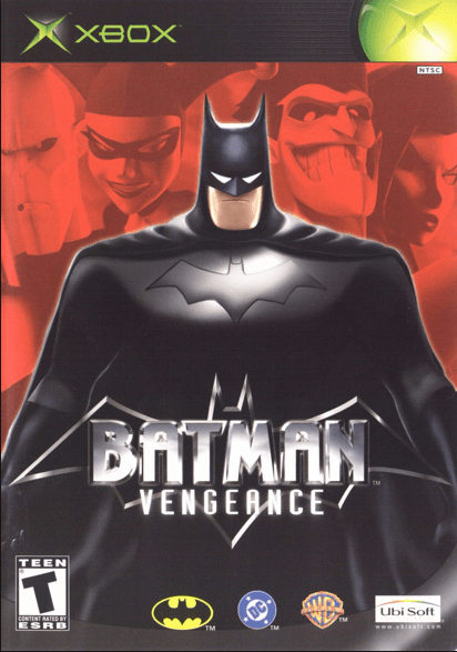 Free Download Batman: Vengeance Xbox ISO Roms  Ubi Soft brings the