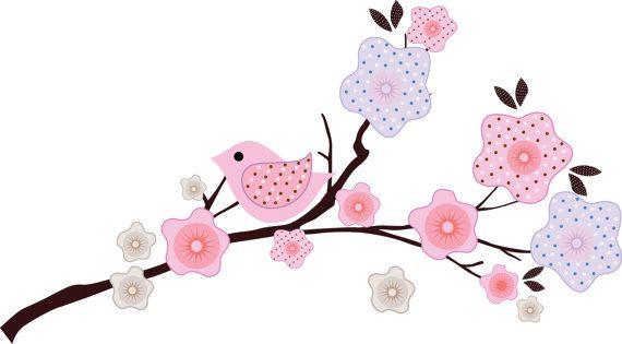 Migi Blossom  Wall Decal