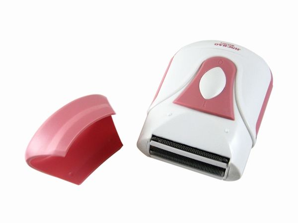 Clean Washable Lady Shaver Razor with Cleaning Brush