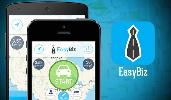 EasyBiz Mileage Tracker \ Vehicle Expense Log launched in January - mileage tracker