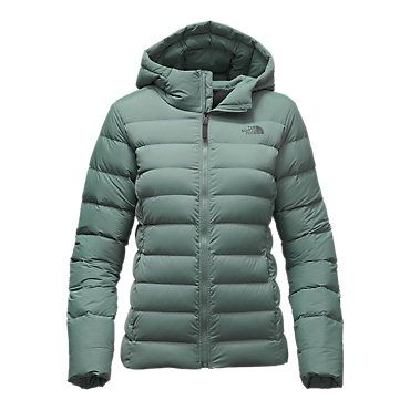 827bcea2819f The North Face Women s Stretch Down Hooded Jacket