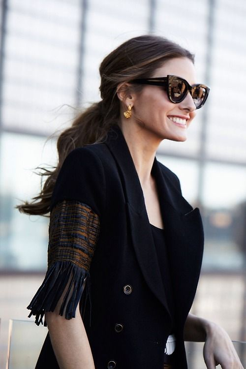 Olivia Palermo , Queen of Chic