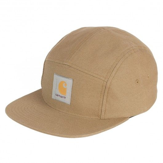 CARHARTT WIP Herris Starter 5-Panel Cap safari casquette five panel ... 671f0594abb