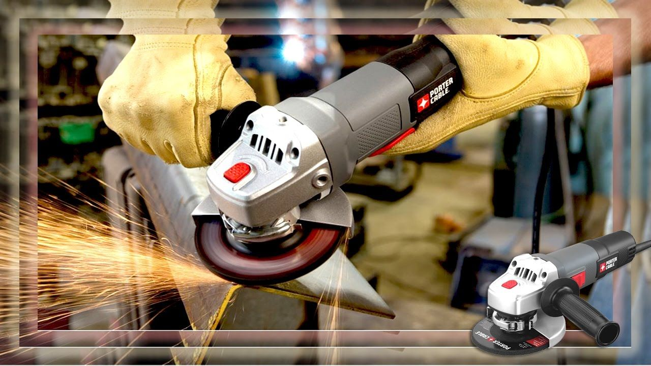 Best 4 1 2 Inch Angle Grinder For Welding Concrete And Cutting Tiles