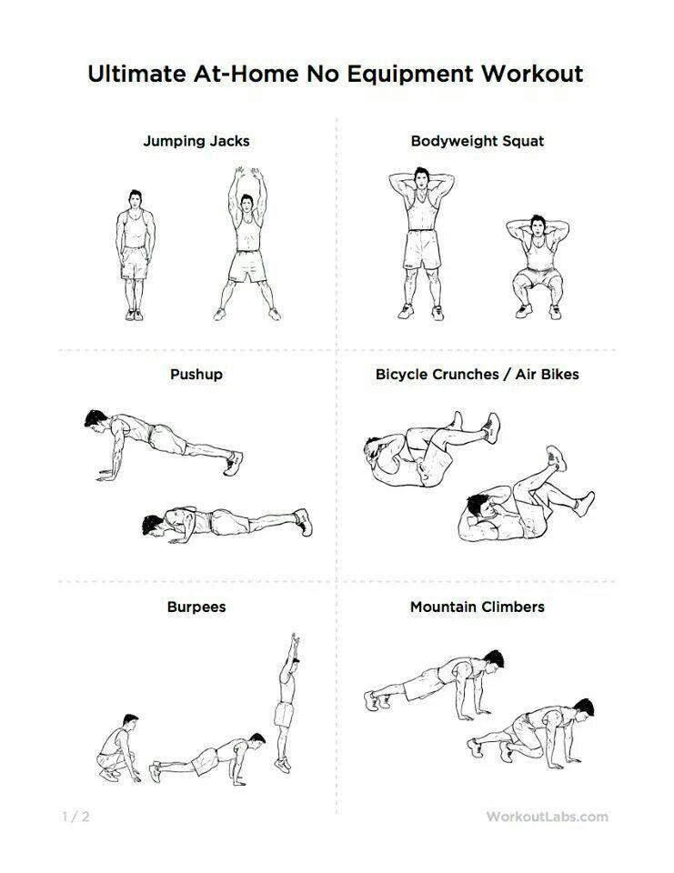 No Equipment Exercise