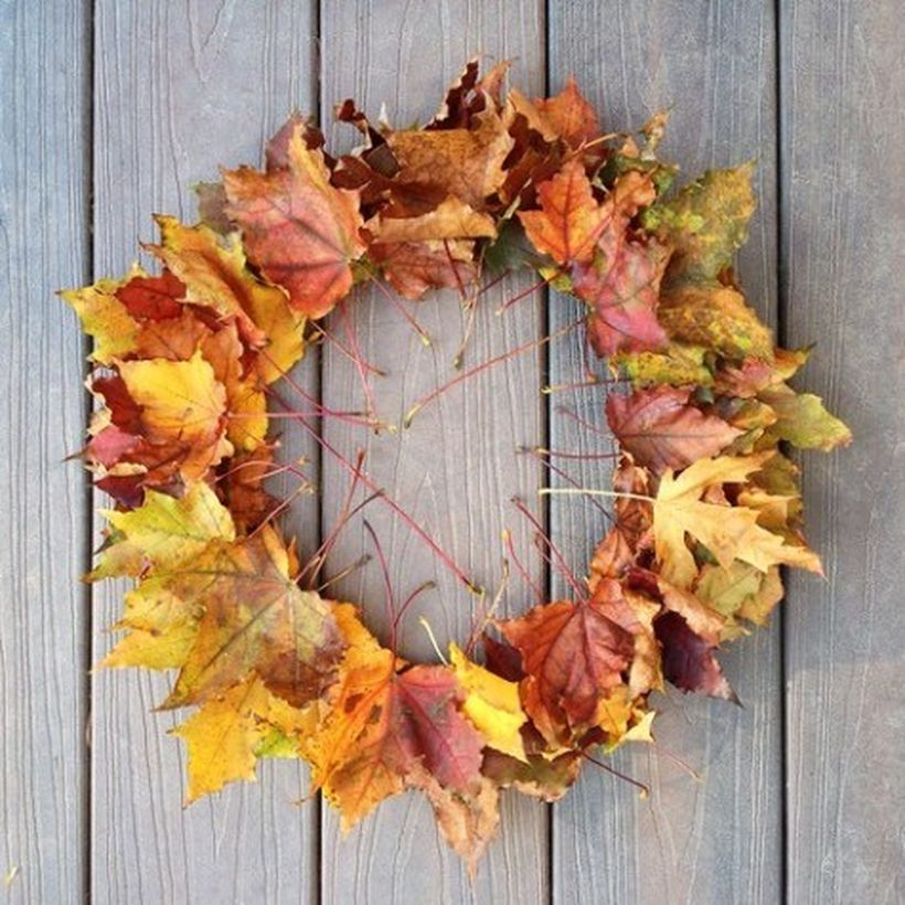 21 DIY Creative Colorful Leaves Fall Craft Ideas for Classroom Activities