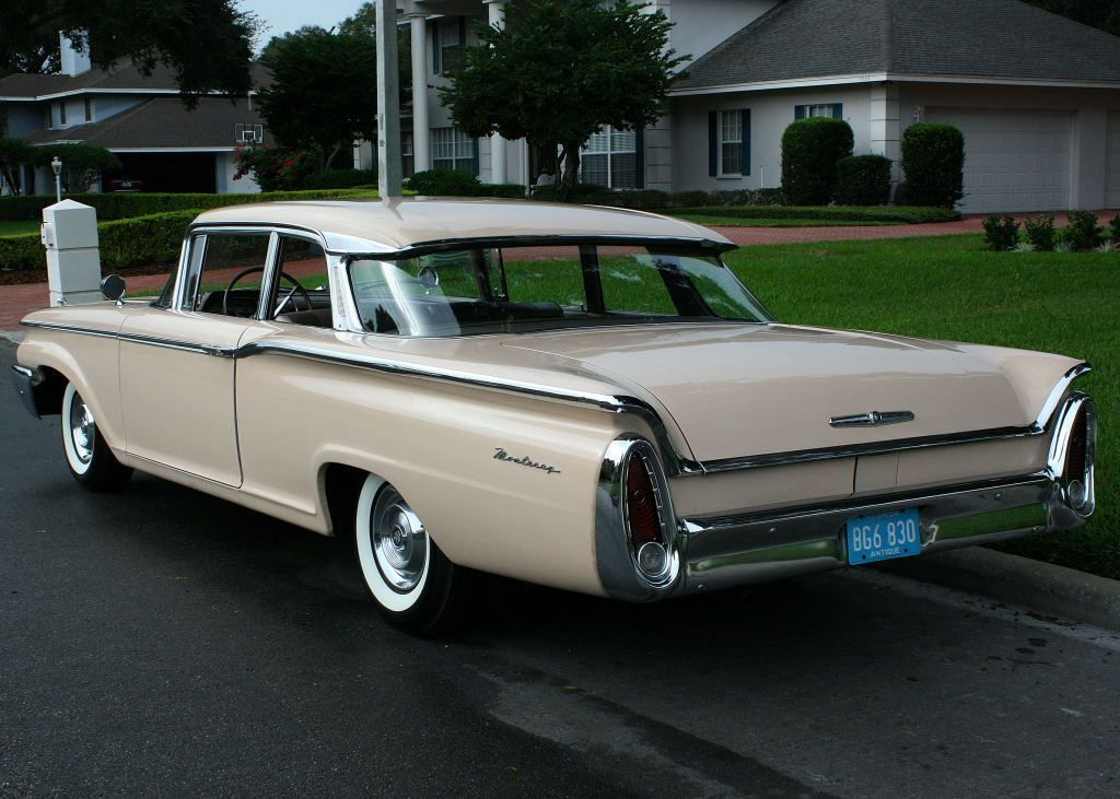 Mercury Monterey Coupe 15K   eBay