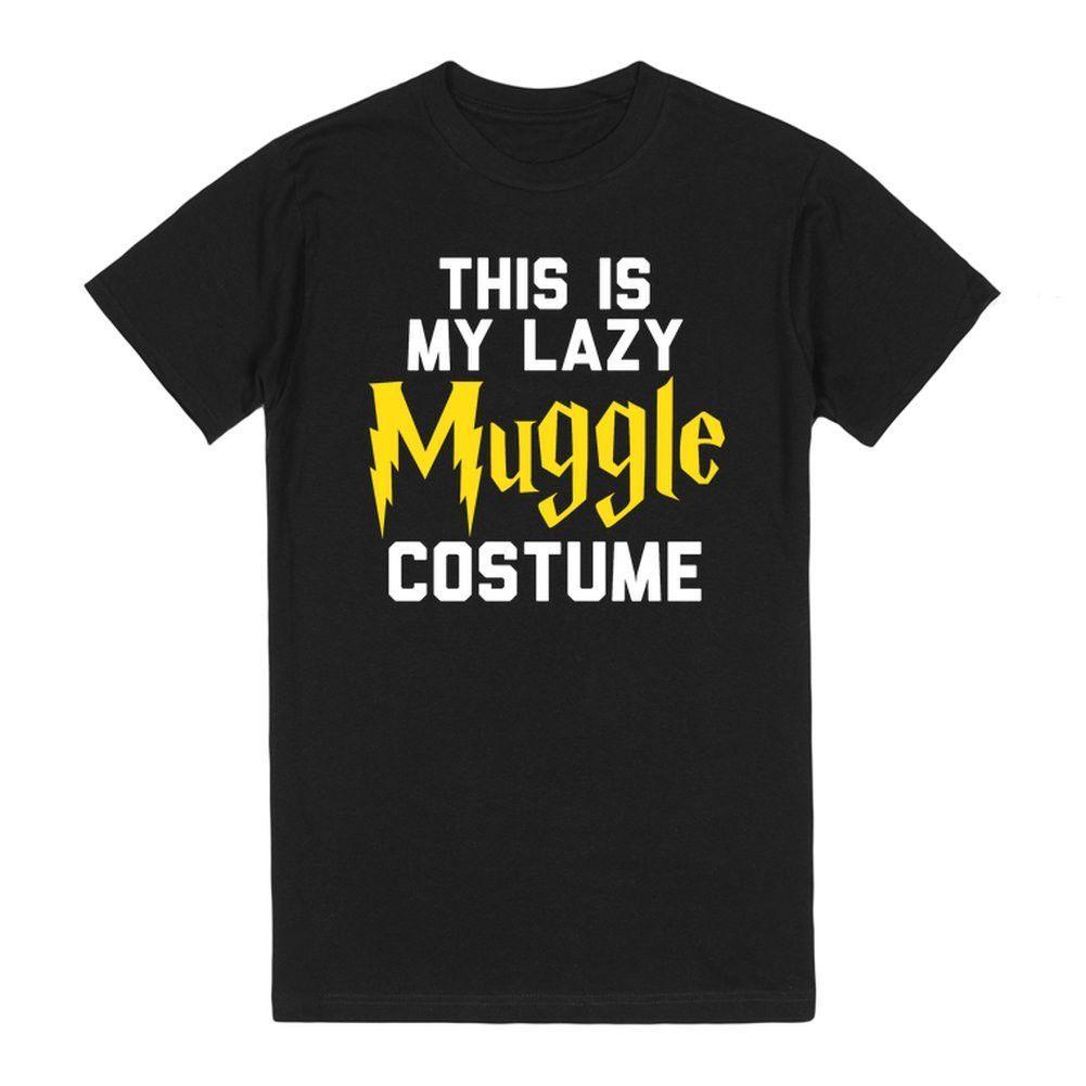 Lazy Muggle Costume (dark)