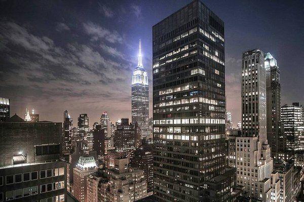 New York City Feelings - Empire State Building by @RyanBudhu