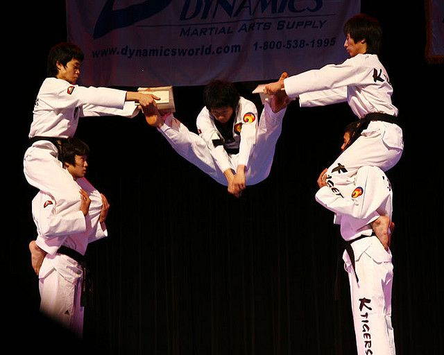 Taekwon-Do, Taekwondo, Tae Kwon Do, TaeKwon Do, A study of Words