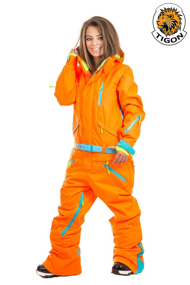 c93f984d577f New One Piece Ski Suit snow