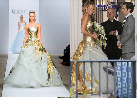 Serena Gossip Girl Wedding Dress
