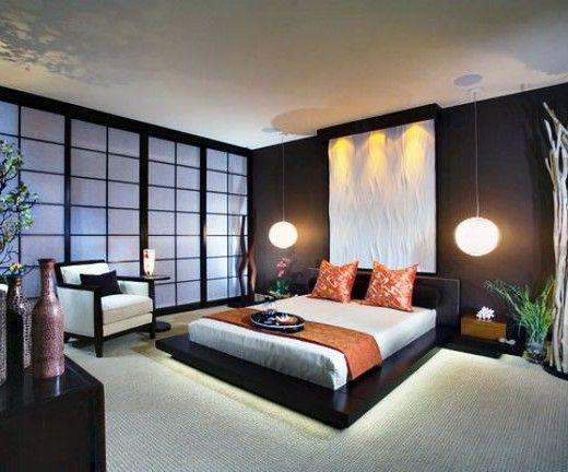 Oriental Bedroom Paint Ideas Google Search Dormitorio Japones