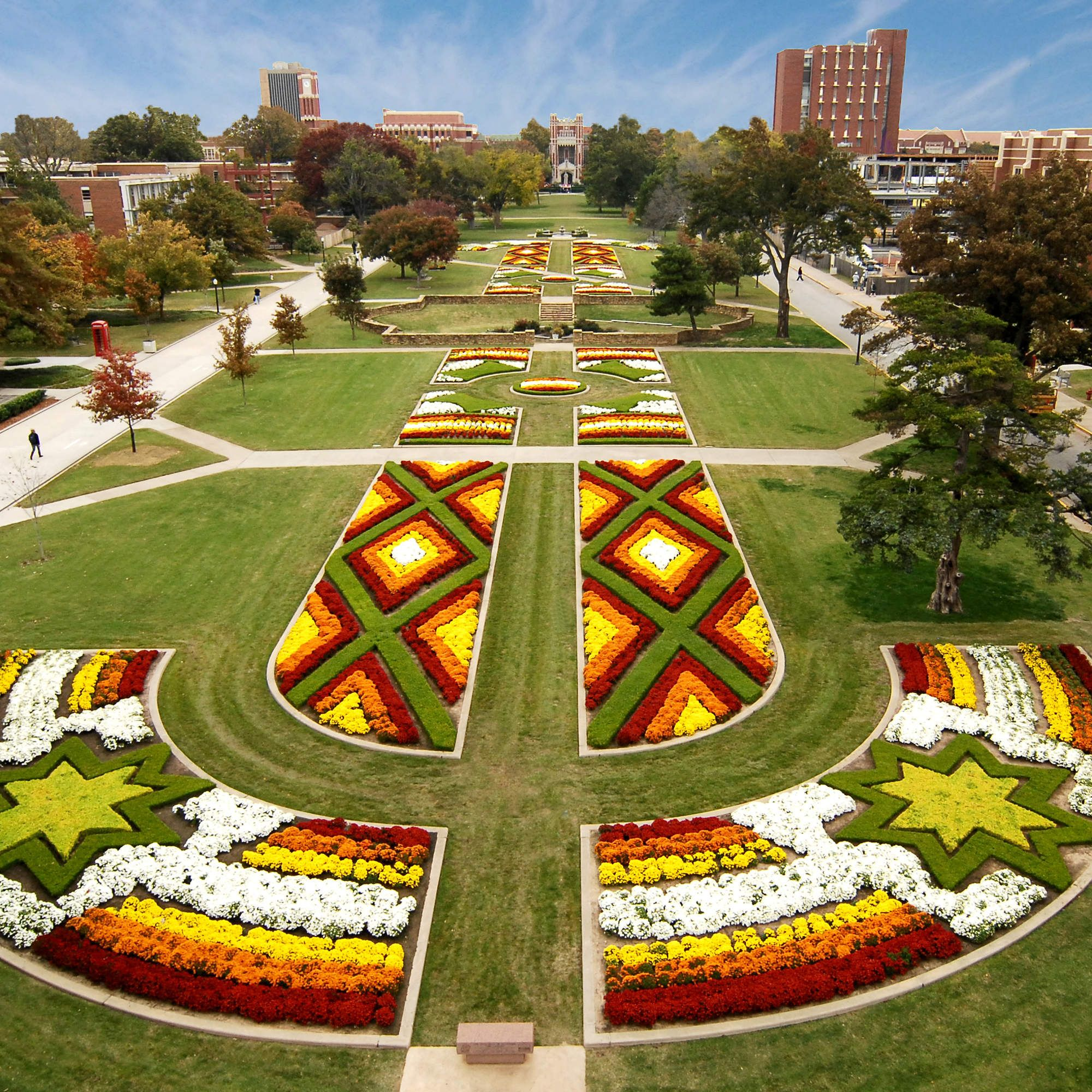 The 25 Most Beautiful College Campuses In America College Campus Ohio State University Campus University Of Oklahoma