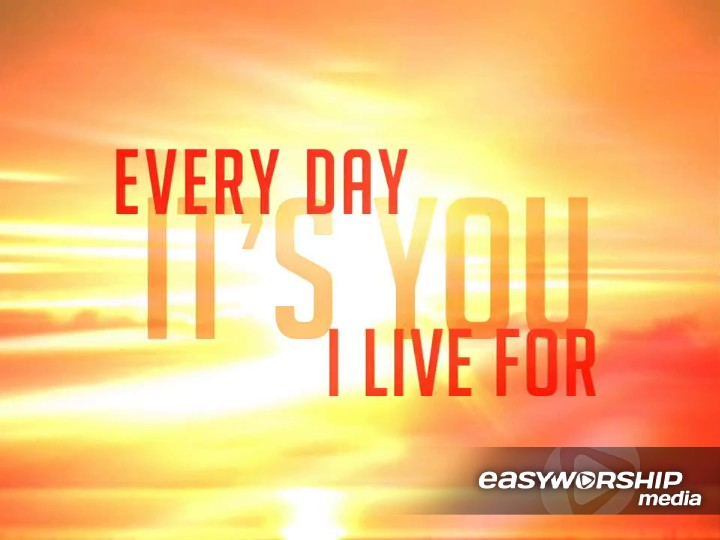 Everyday Service Starters by Integrity Music - EasyWorship ...