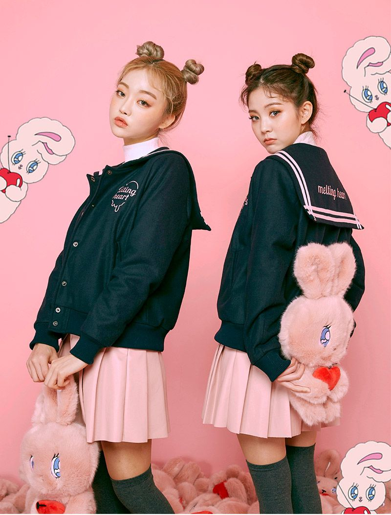 chuu_츄 - 츄(chuu) | Estherloveschuu plush doll | ♥esther loves chuu♥