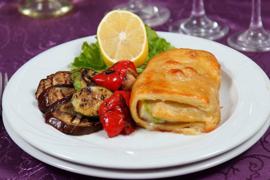 Preparate Din Pește Food Dinning Menu