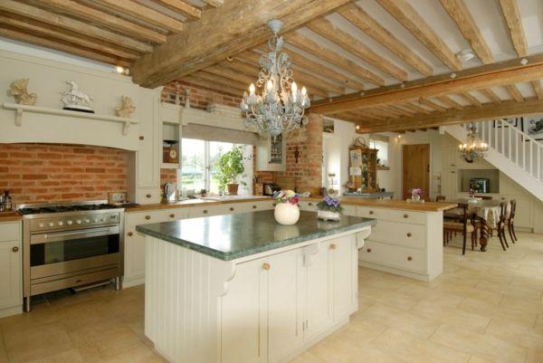 La cuisine ouverte sur la salle à manger - 55 photos - Archzinefr