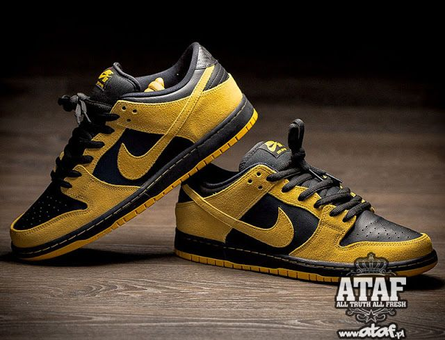 Nike SB Dunk Low Iowa - Be True to Your School   1171a17ce8f67