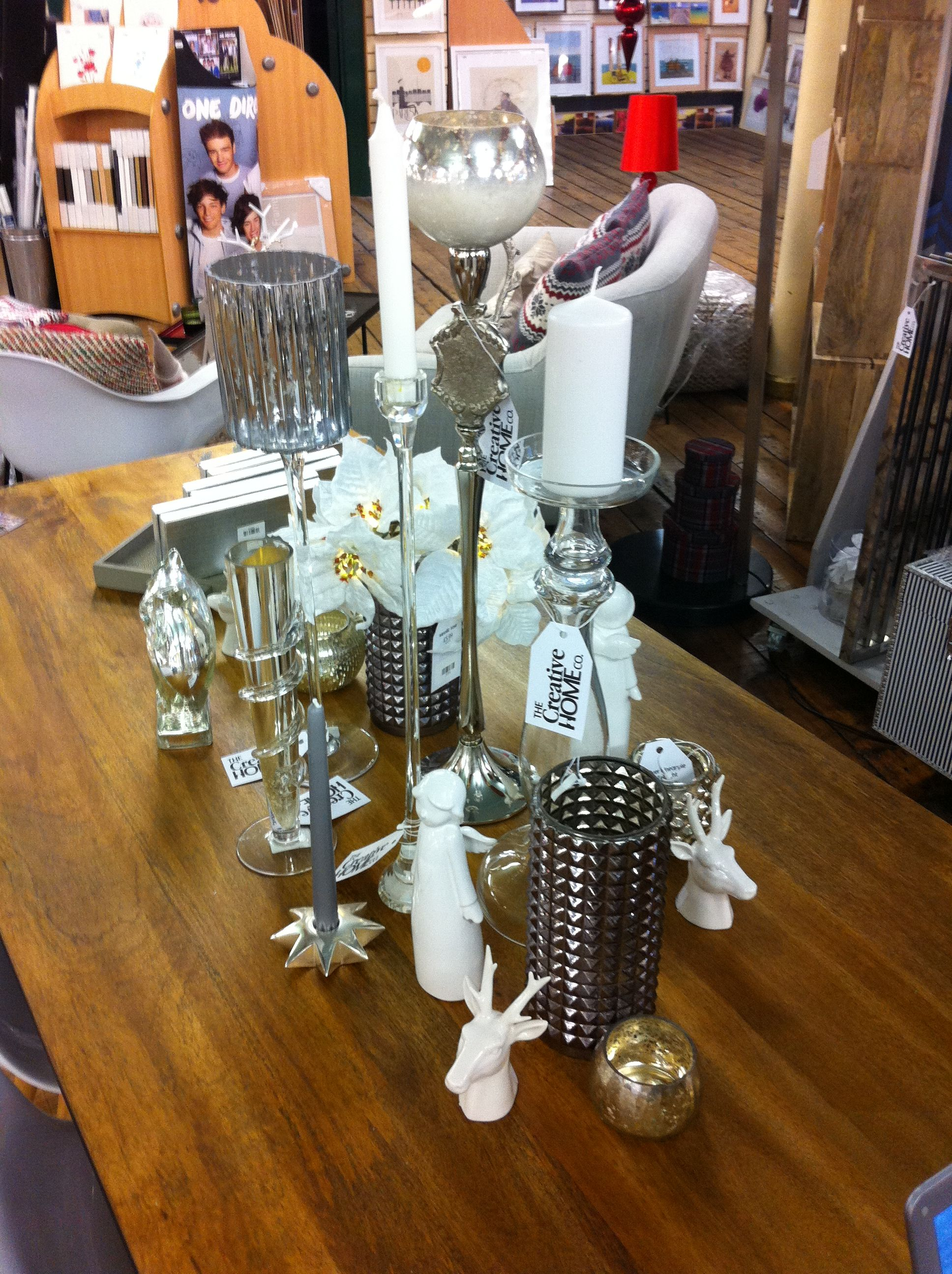 Christmas Table Displays From The Creative Home Co At Botany Bay
