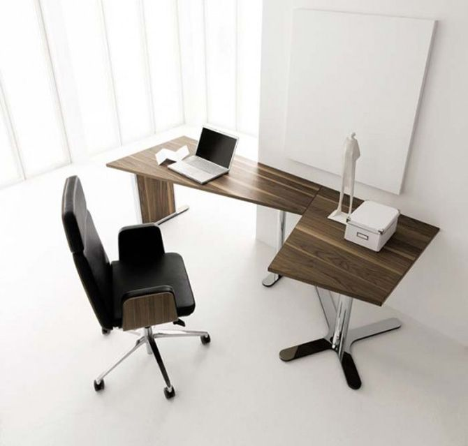 Home Office Desk Designs 200909Minimalisthomeofficedeskinteriordesign  Inspiring .
