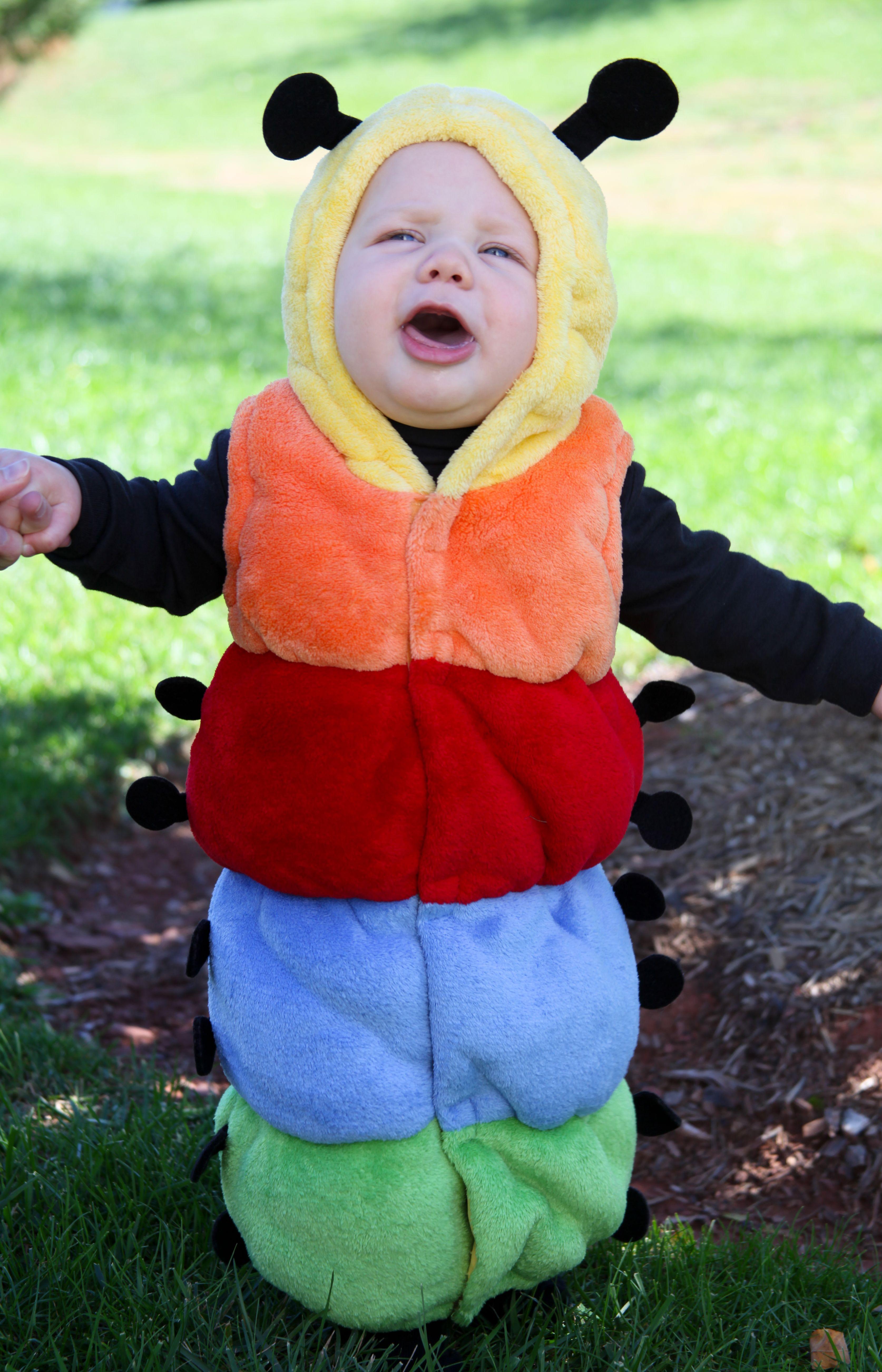 Caterpillar Halloween Costume Baby Baby Babyyyy OHHH