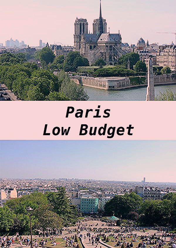 Photo of Paris Low Budget – Tipps
