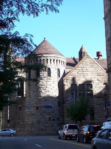 jail tower | Pittsburgh PA | Pittsburgh city, Pittsburgh