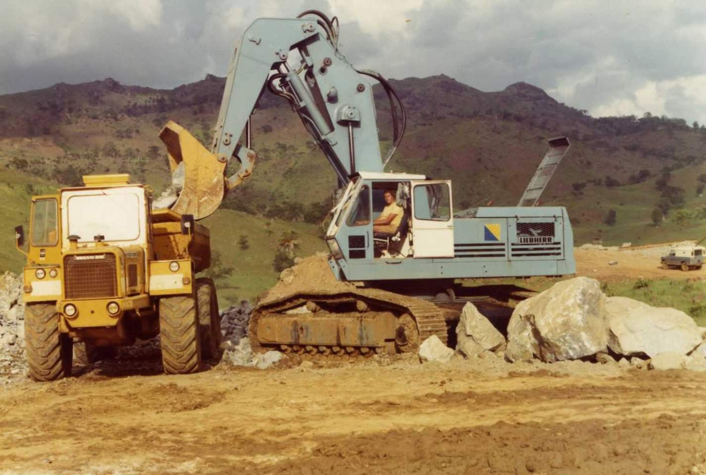 Pin by The Silver Spade on Construction Equipment