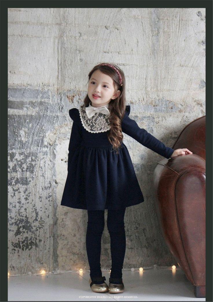 Klänning till barn i Cecilia